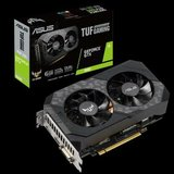 Placa video Asus NVIDIA TUF-GTX1660-6G